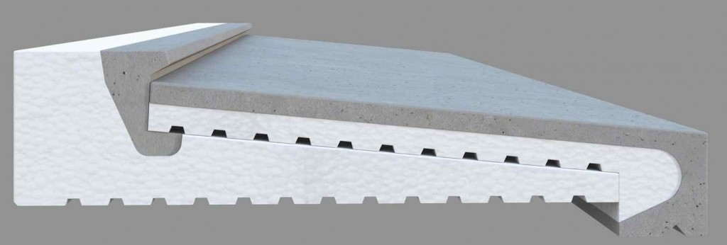 Appui isolant plan te b timent - Le polystyrene est il un bon isolant thermique ...