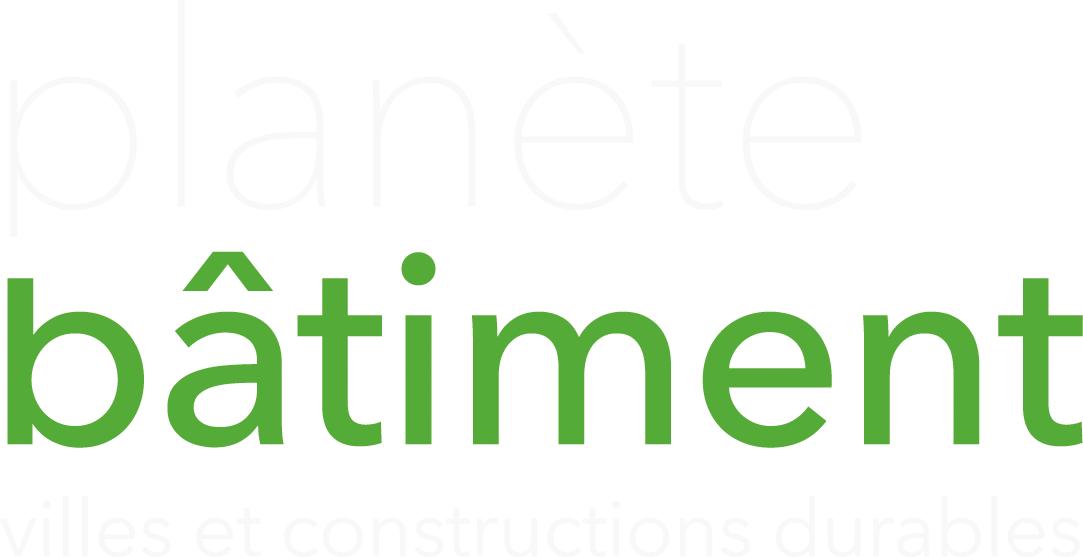 logo planète bâtiment